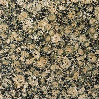 Granite Baltic Brown Polished 12.01 in. x 12.01 in. Granite Floor and Wall Tile