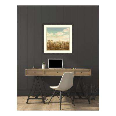 33.38 in. W x 33.38 in. H Dandelion Field by PI Studio Printed Framed Wall Art