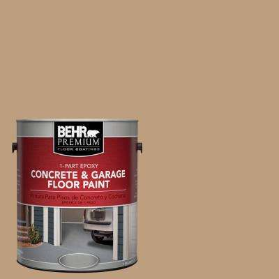 1 Gal. #N270-4 Oxford Street 1-Part Epoxy Concrete and Garage Floor Paint