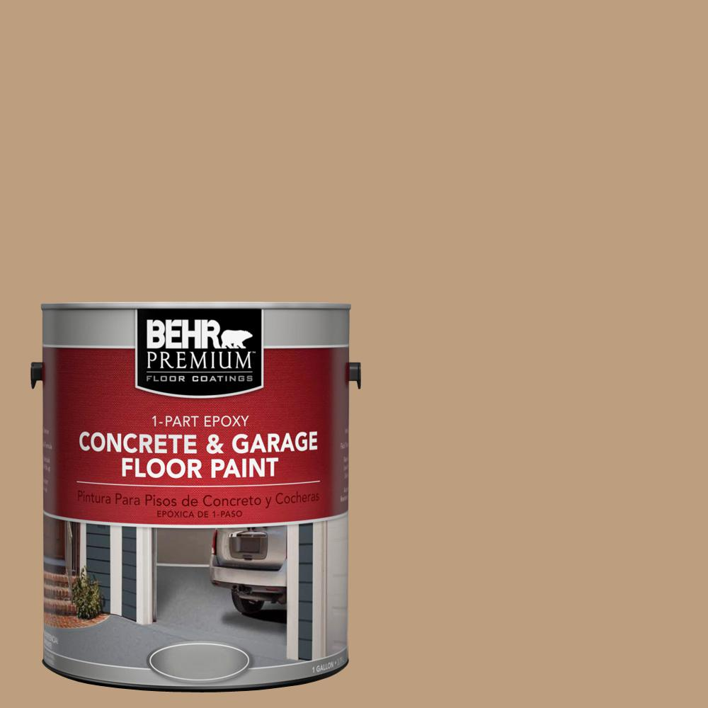1 Gal. #N270-4 Oxford Street 1-Part Epoxy Concrete and Garage Floor
