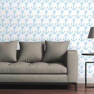 Anchors II by Raygun Removable Wallpaper Panel