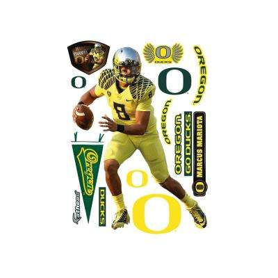 75 in. H x 55 in. W Marcus Mariota - Oregon Wall Mural