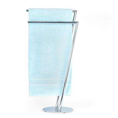 Sette Towel Stand in Chrome