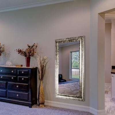 Lena Rectangular Grey Vanity Mirror