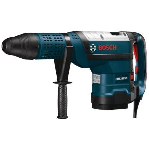 Bosch 15 Amp Corded 2 inch SDS-Max Rotary Hammer Drill with Carrying Case by Bosch