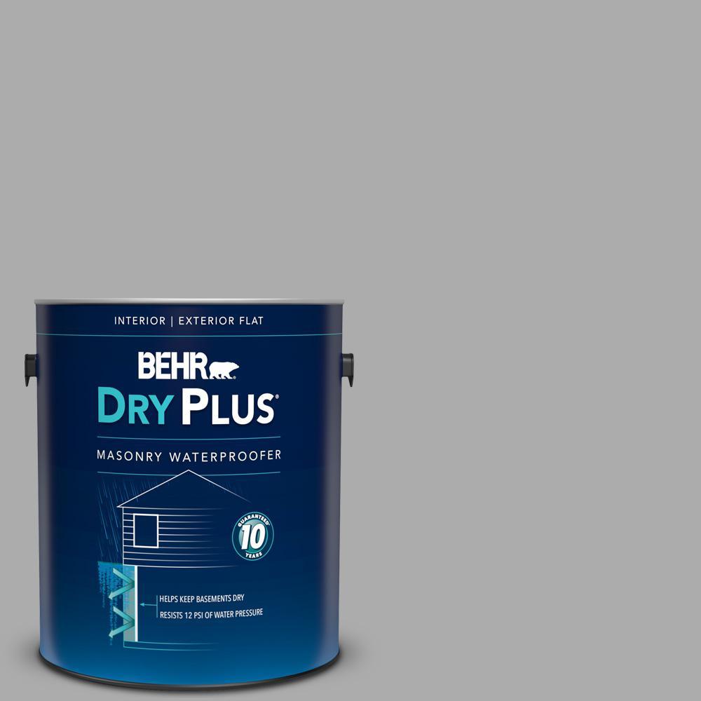 1 gal. #N520-3 Flannel Gray Dry Plus Masonry Waterproofer