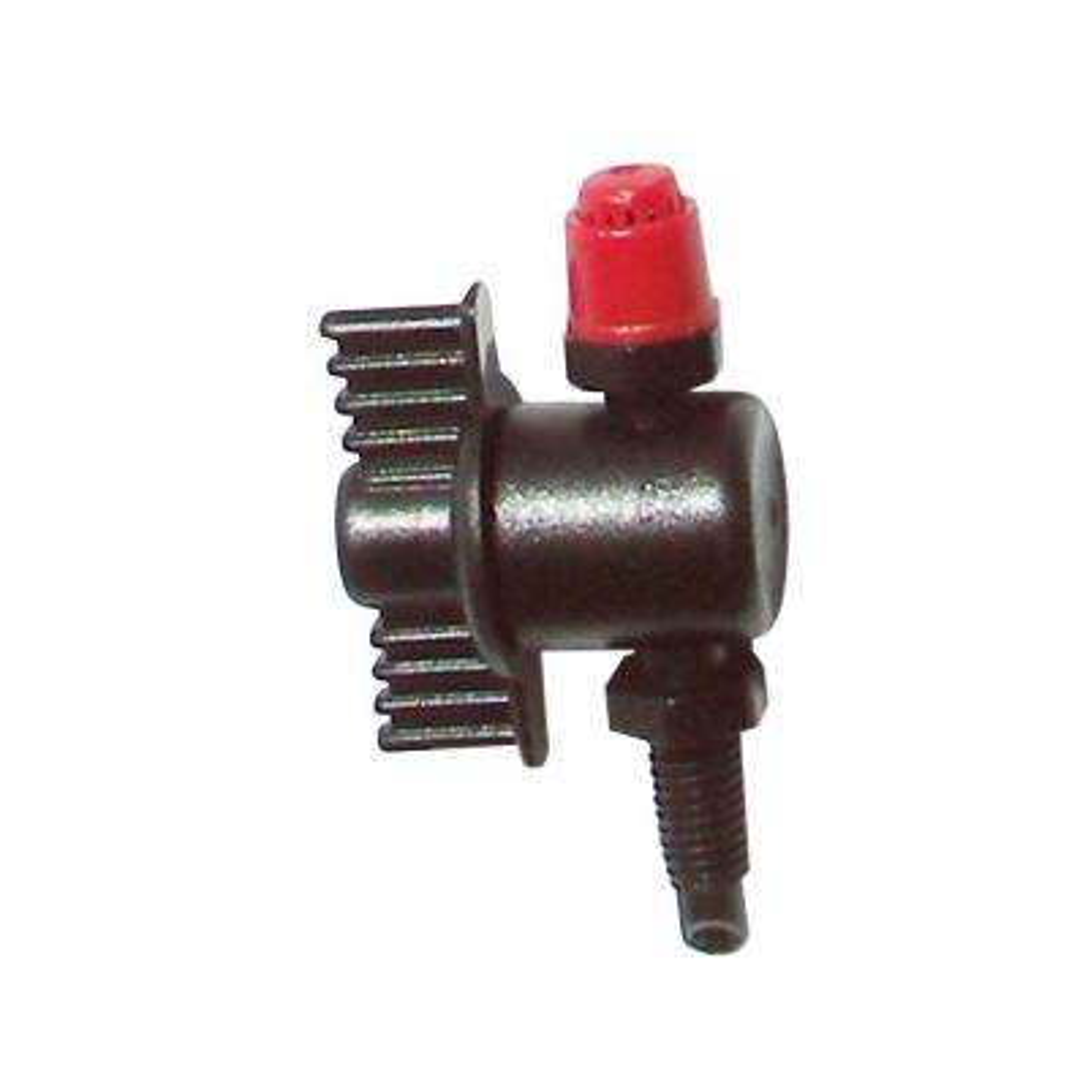 Blue Stripe Adjustable MicroSpray Drip Nozzle (2 Pack)