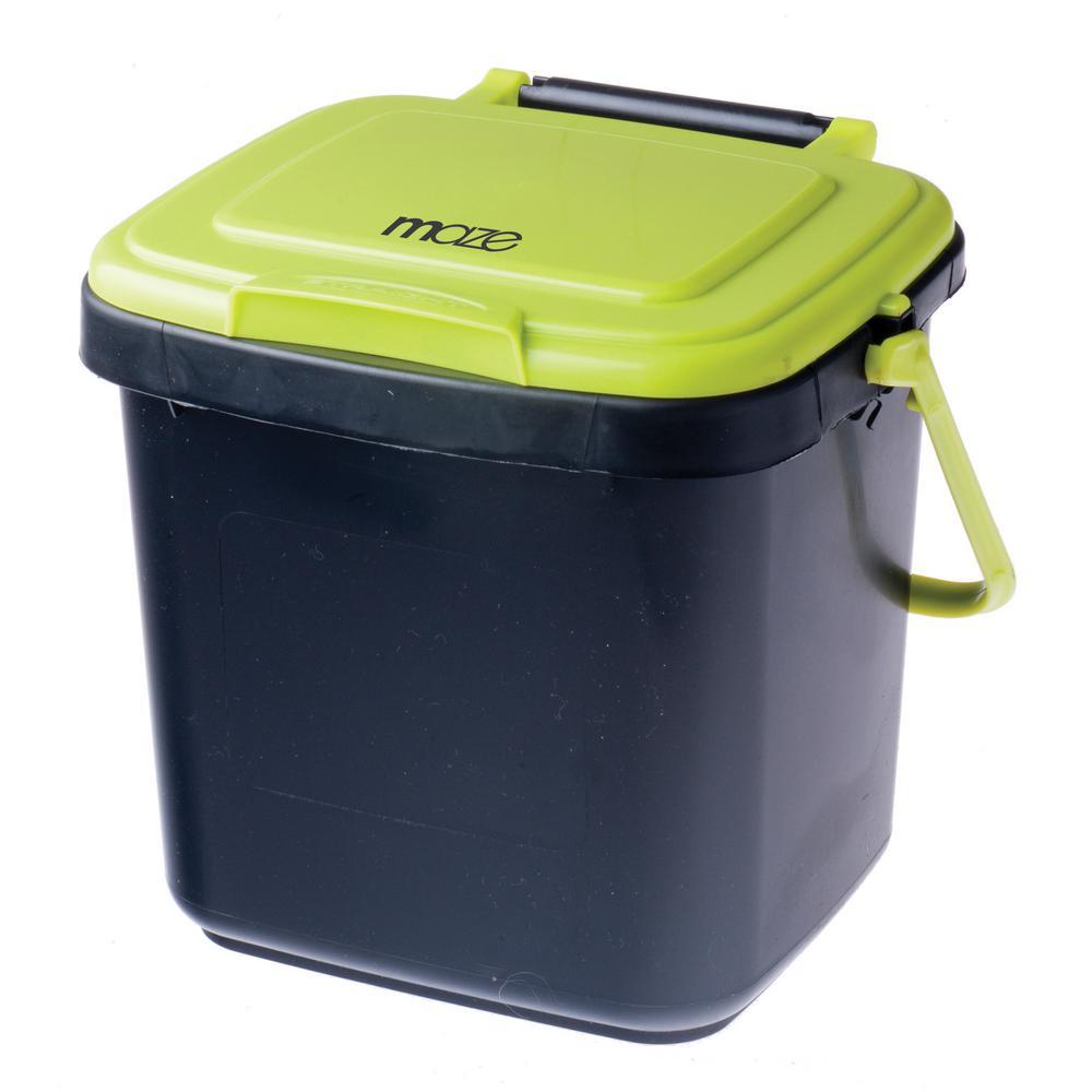 1.85 Gal. Kitchen Caddie Compost Bin