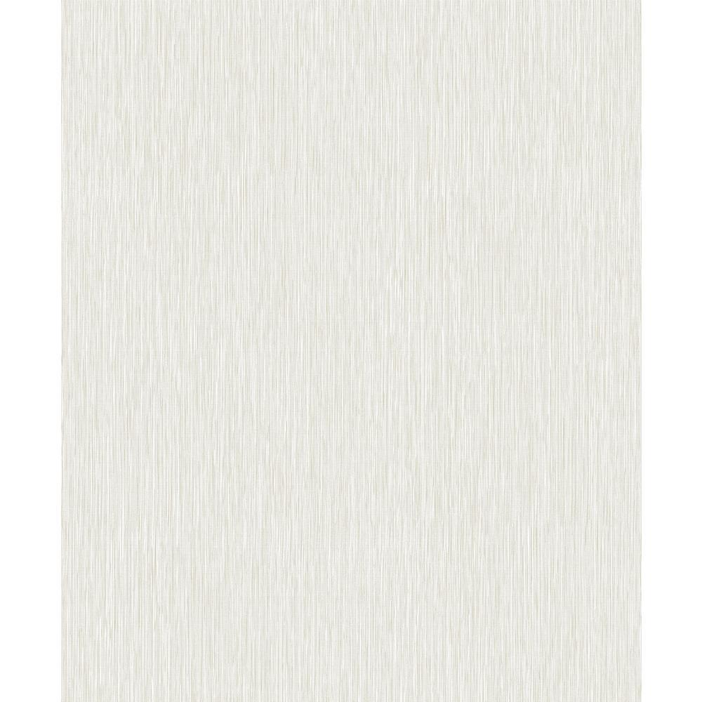 Reese Ivory Stria Wallpaper