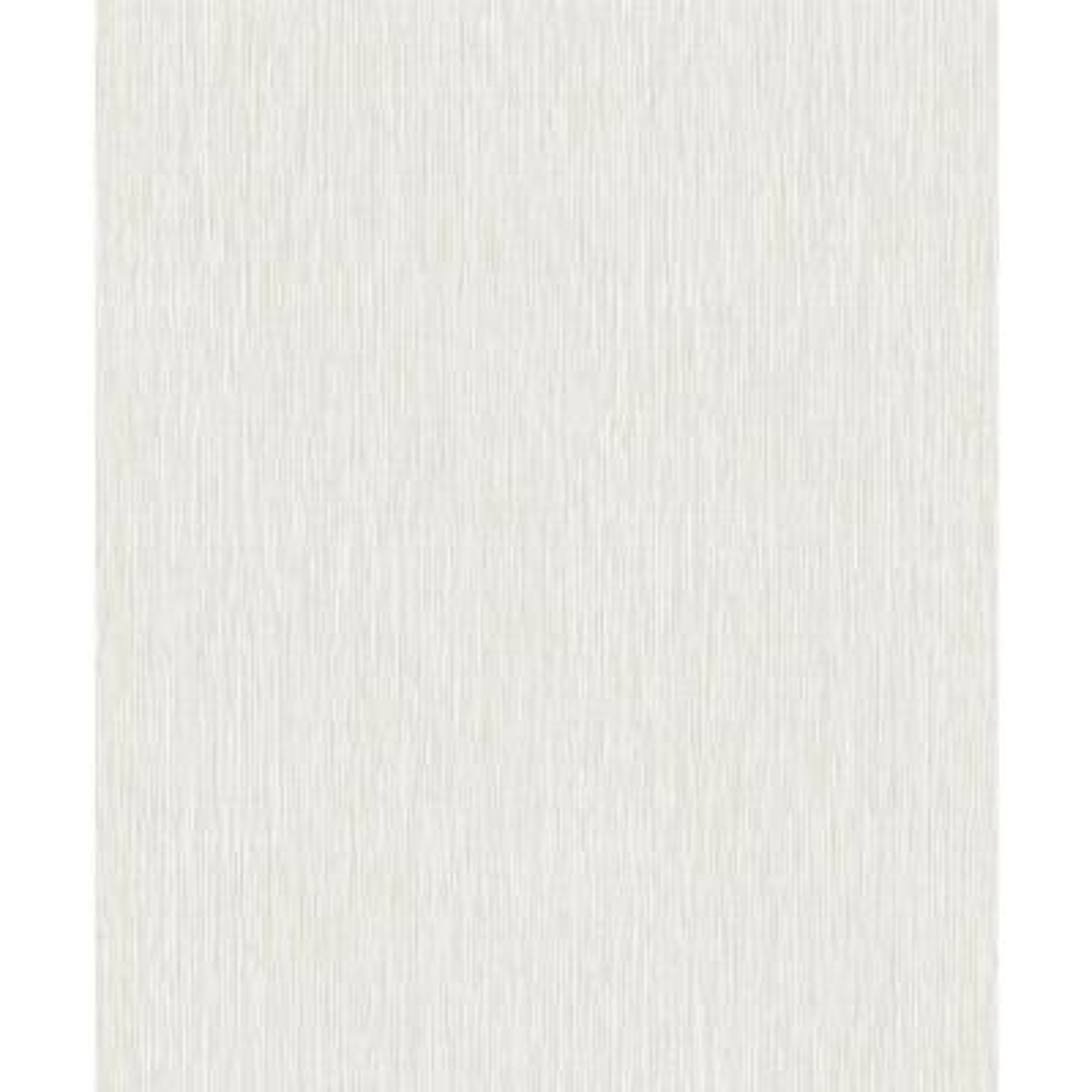 Reese Ivory Stria Wallpaper Sample