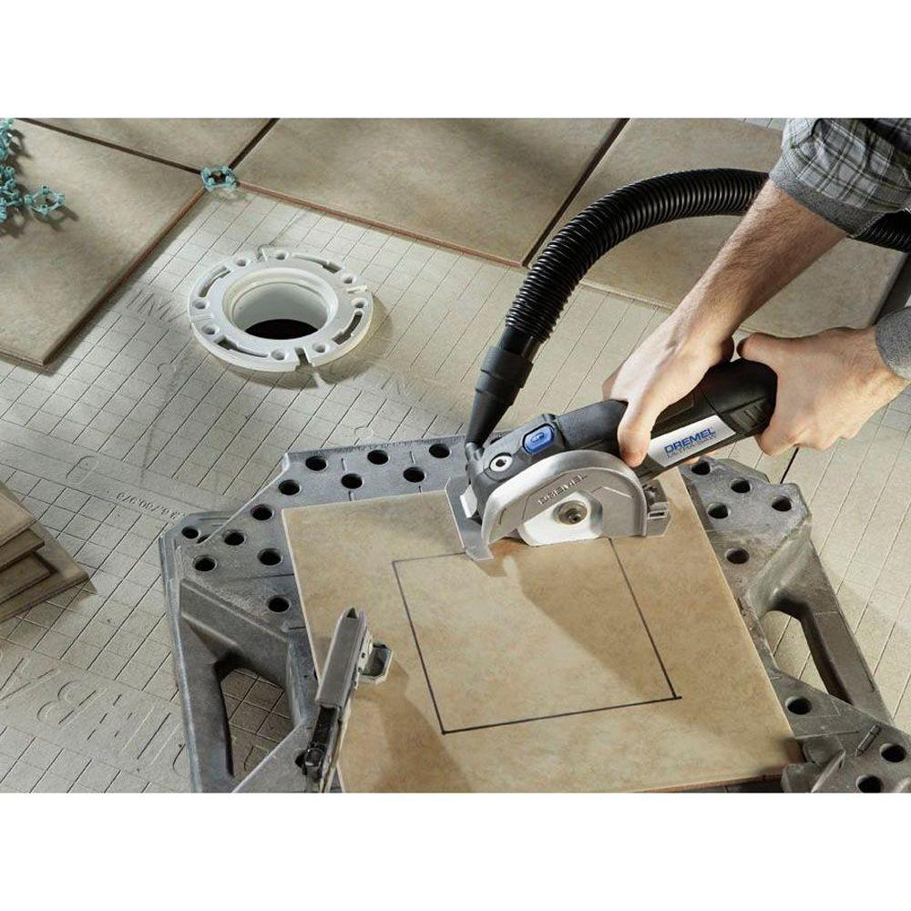 Dremel Multi Max 1 2 In Oscillating Tool Flush Cut Blade With Carbide Teeth To Harder Materials