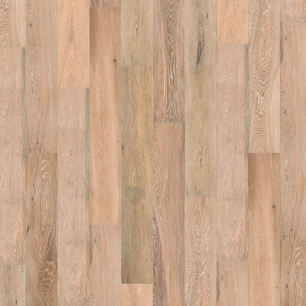 Take Home Sample  - West Lake Oak  Engineered Hardwood Flooring 7-7/16 in. x 8 in.