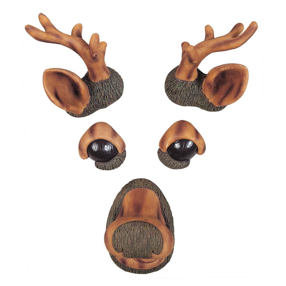 Deer Tree Face