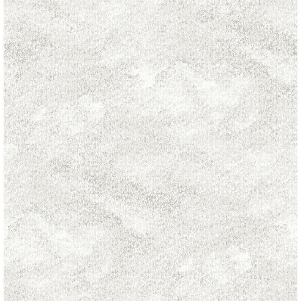 Bode Light Grey Cloud Wallpaper