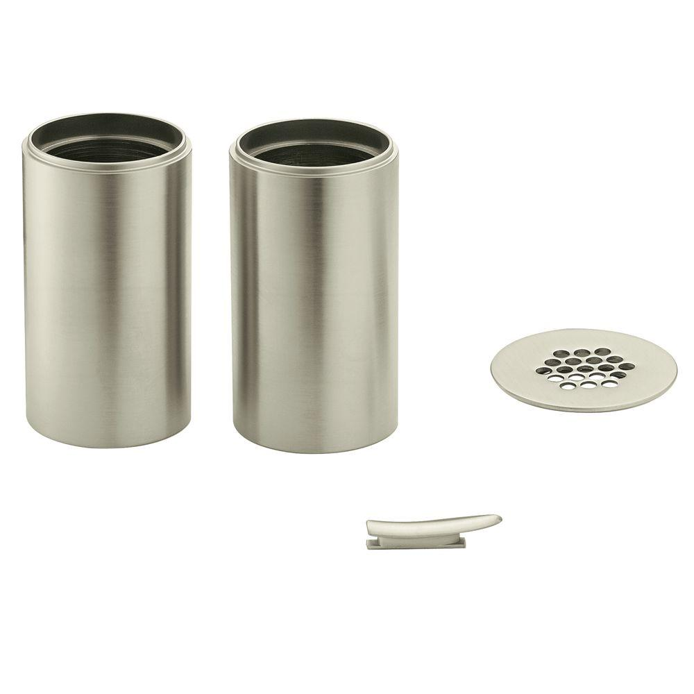 Moen Kingsley Vessel Faucet Extension Kit In Brushed