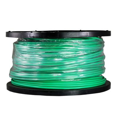 500 ft. 8/1 Green Solid TW Wire
