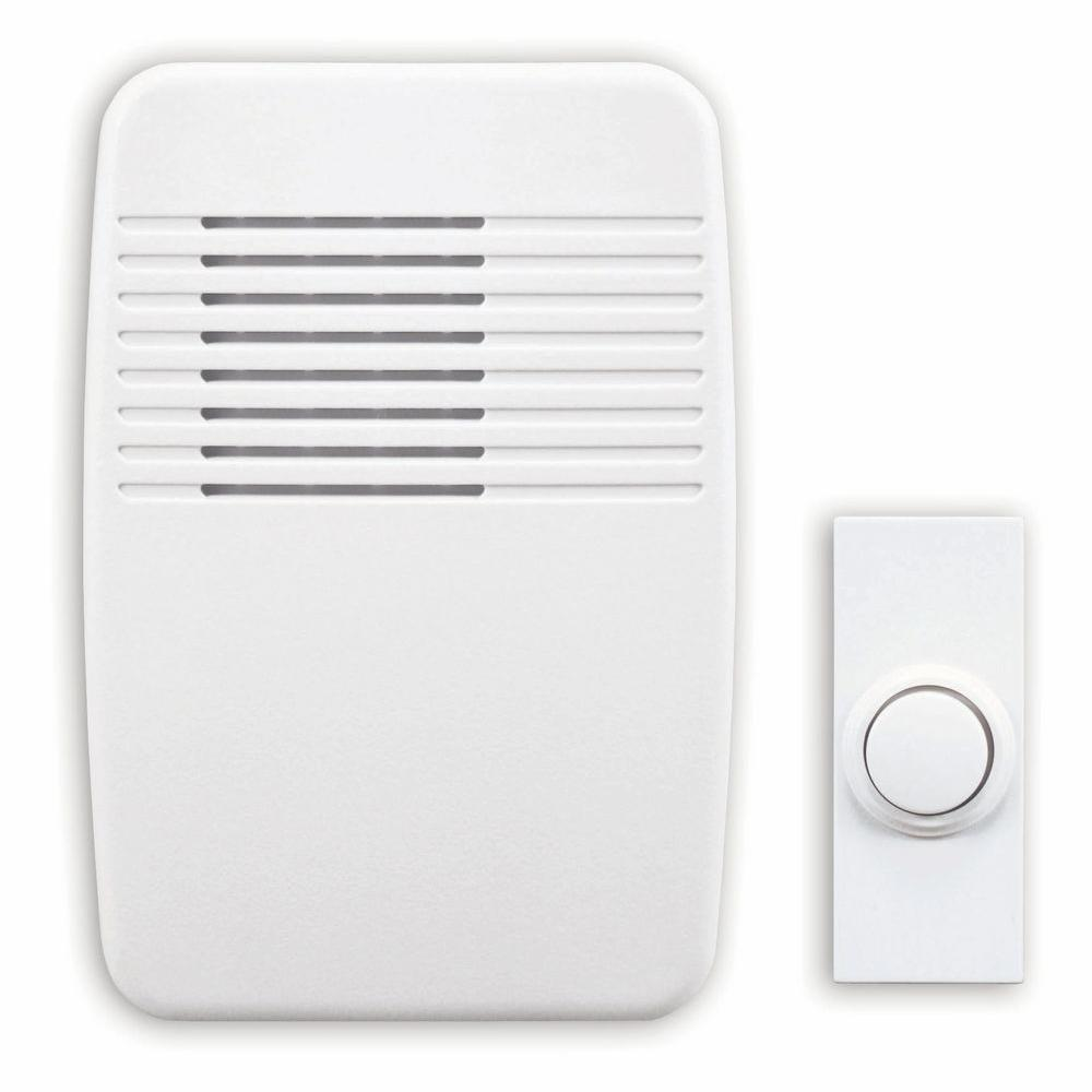 Heath Zenith Wireless Plug-In Door Chime Kit