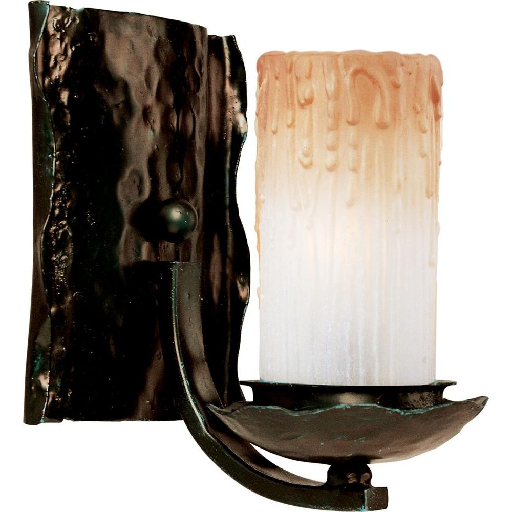 maxim lighting notre dame 1 light oil rubbed bronze wall sconce