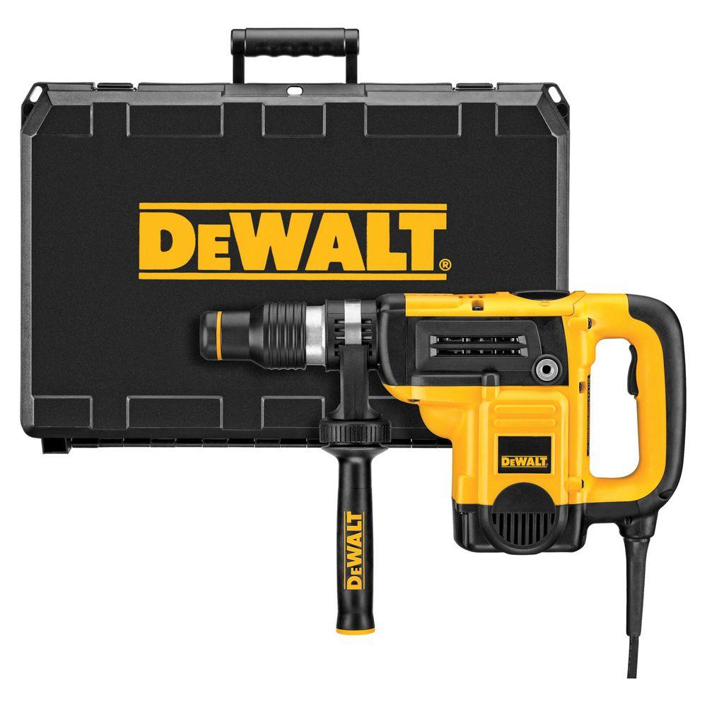 DEWALT 12 Amp 1-9/16 in. SDS-MAX Combination Hammer Kit