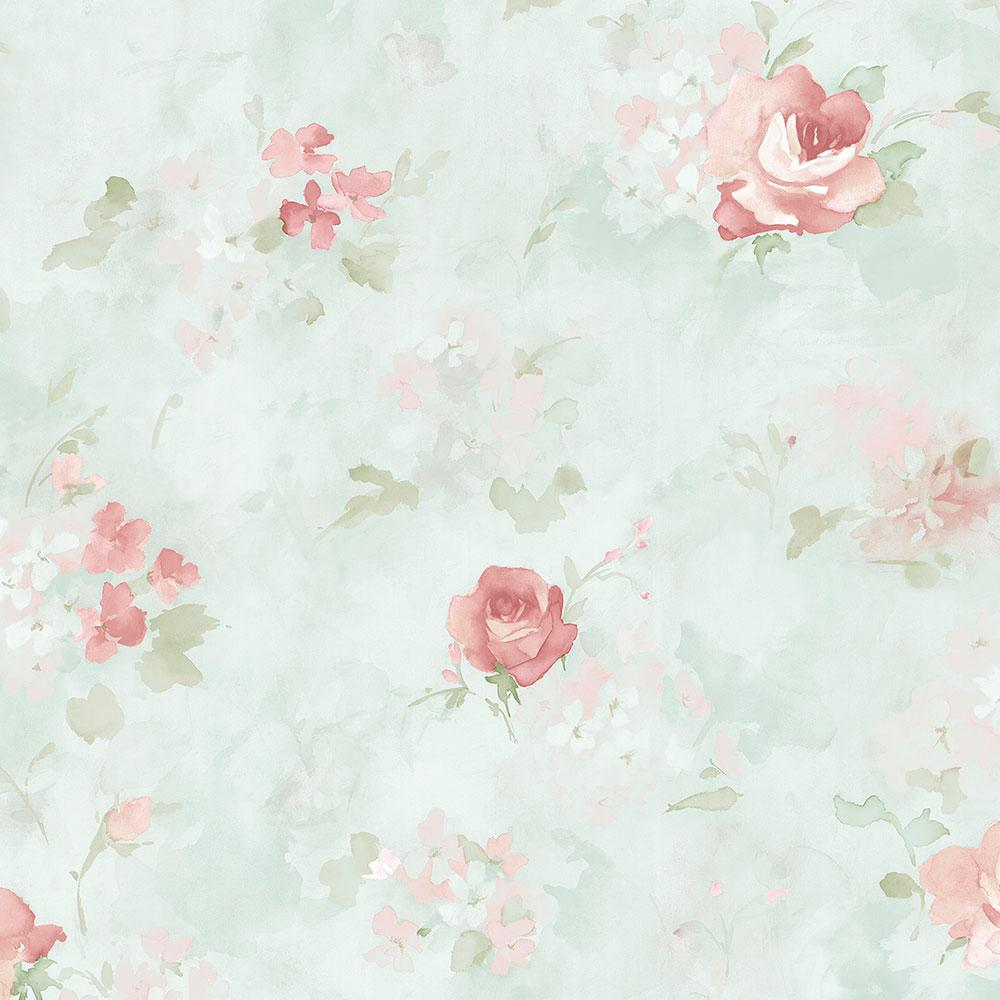 norwall morning dew wallpaper-ab42417 - the home depot