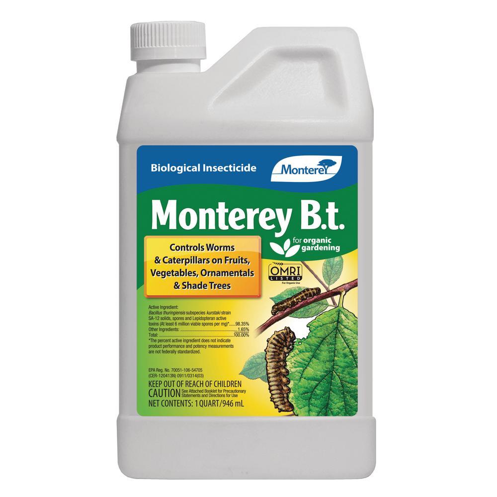 Monterey B. T. Caterpillar Killer