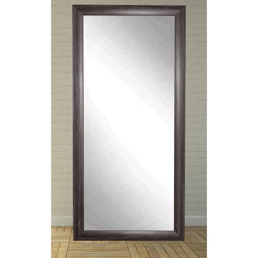Ashland Grey Decorative Floor Mirror