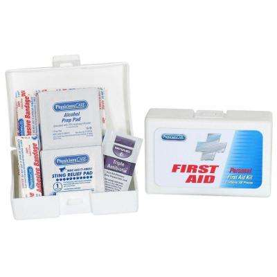 2.8 in. x 4.1 in. First Aid Kit