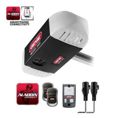 SilentMax Connect Belt Drive 3/4 HPc Garage Door Opener with Aladdin Connect