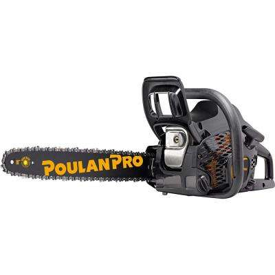 PR4218 18 in. 42cc Gas Chainsaw