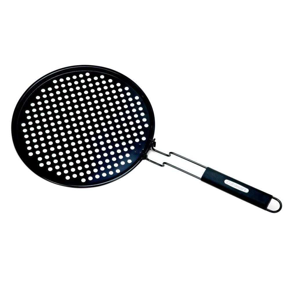 Cuisinart Pizza Grilling Pan Cnps 417 The Home Depot