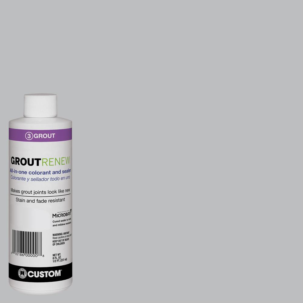 Polyblend #115 Platinum 8 fl. oz. Grout Renew Colorant