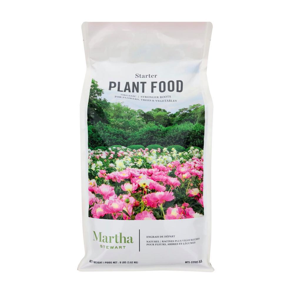 8 lbs. Premium Organic Mycorrizae Starter for Flowers, Vegetables, Trees and Shrubs