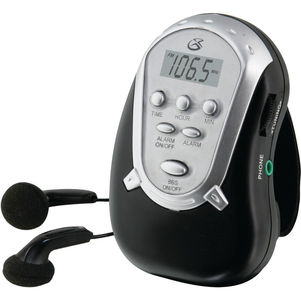 Digital AM/FM Armband Radio
