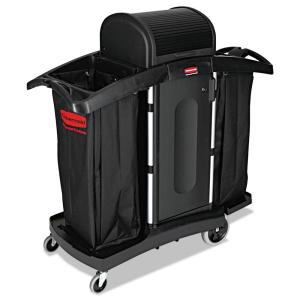 Executive Housekeeping Compact Cleaning Cart