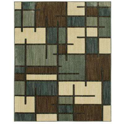 Fairfield Beige 8 ft. x 10 ft. Area Rug