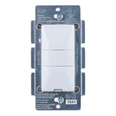 Z-Wave Plus Wireless Smart Lighting Control Motion Switch