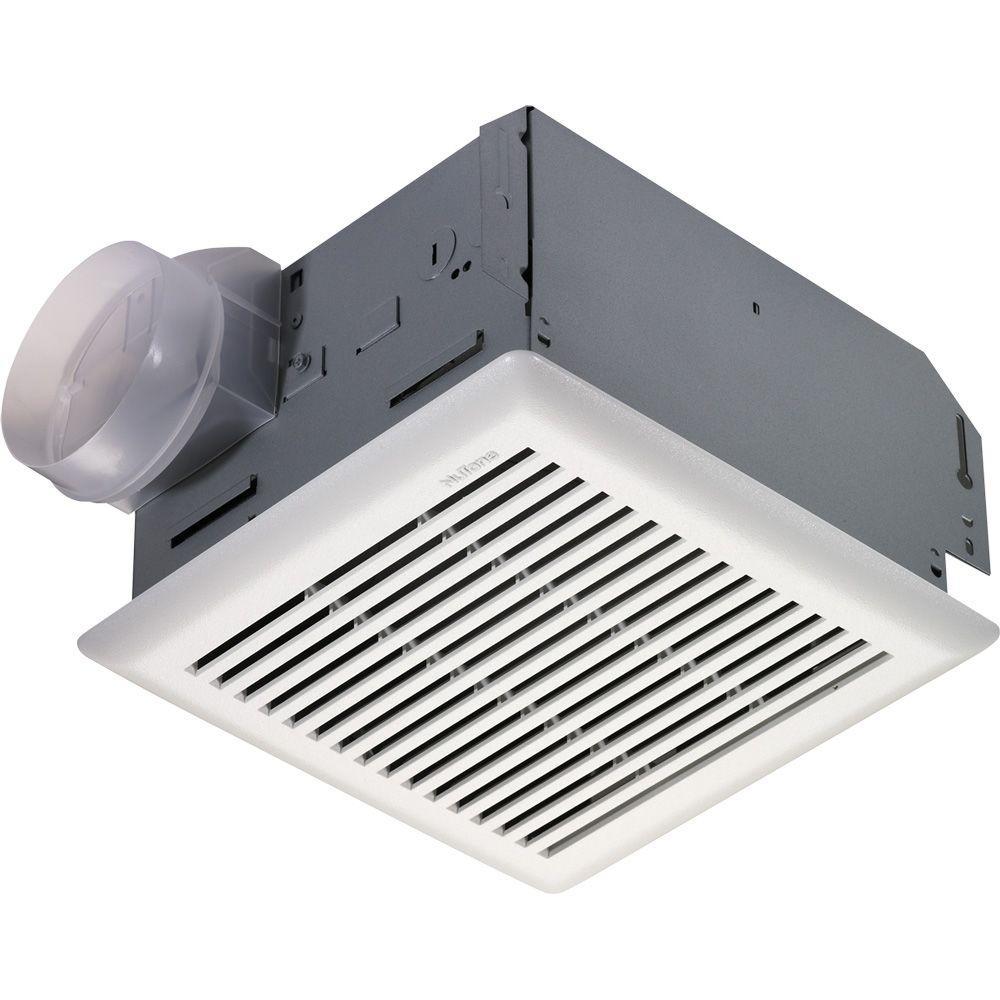 NuTone 110 CFM Wall/Ceiling Utility Exhaust Fan