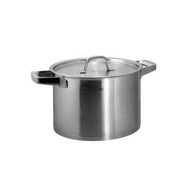 Kaiserstuhl 6.3 Qt. Stainless Steel Stock Pot with Lid