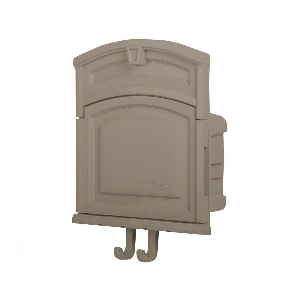 Suncast 150 Ft Hose Hanger Cabinet