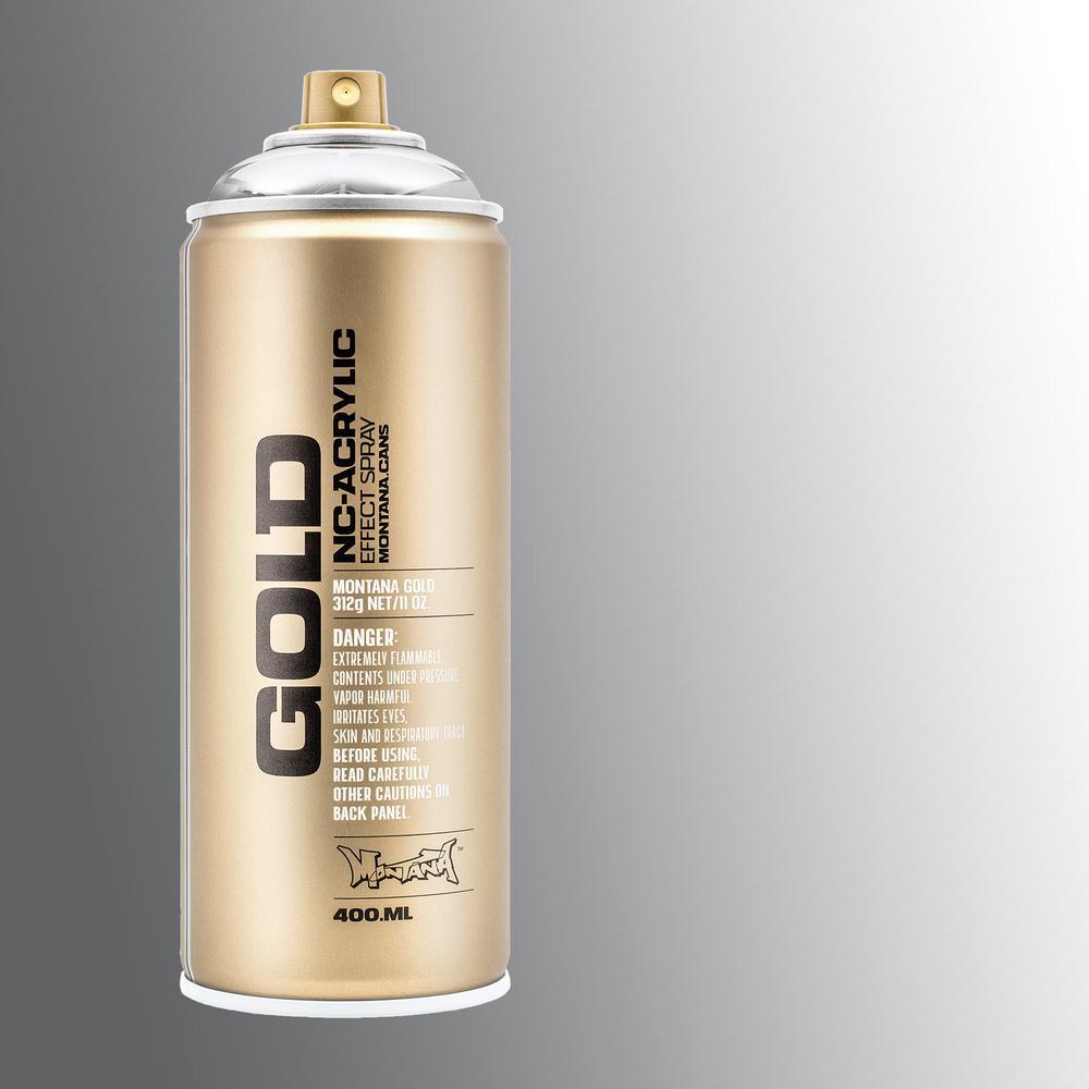 13 oz. GOLD Silver Chrome Spray Paint