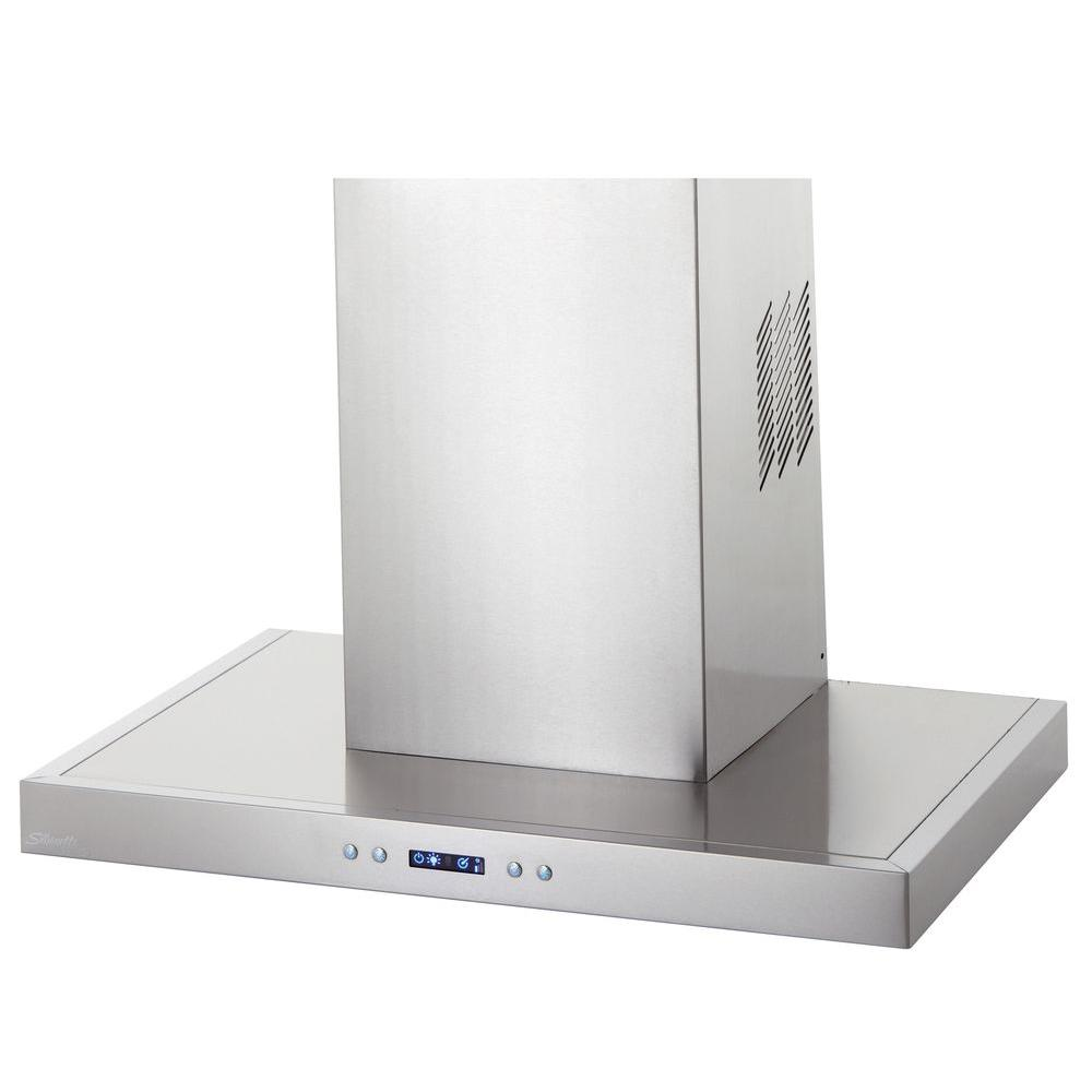 Danby Silhouette Select 30 in. Range Hood in Stainless Steel