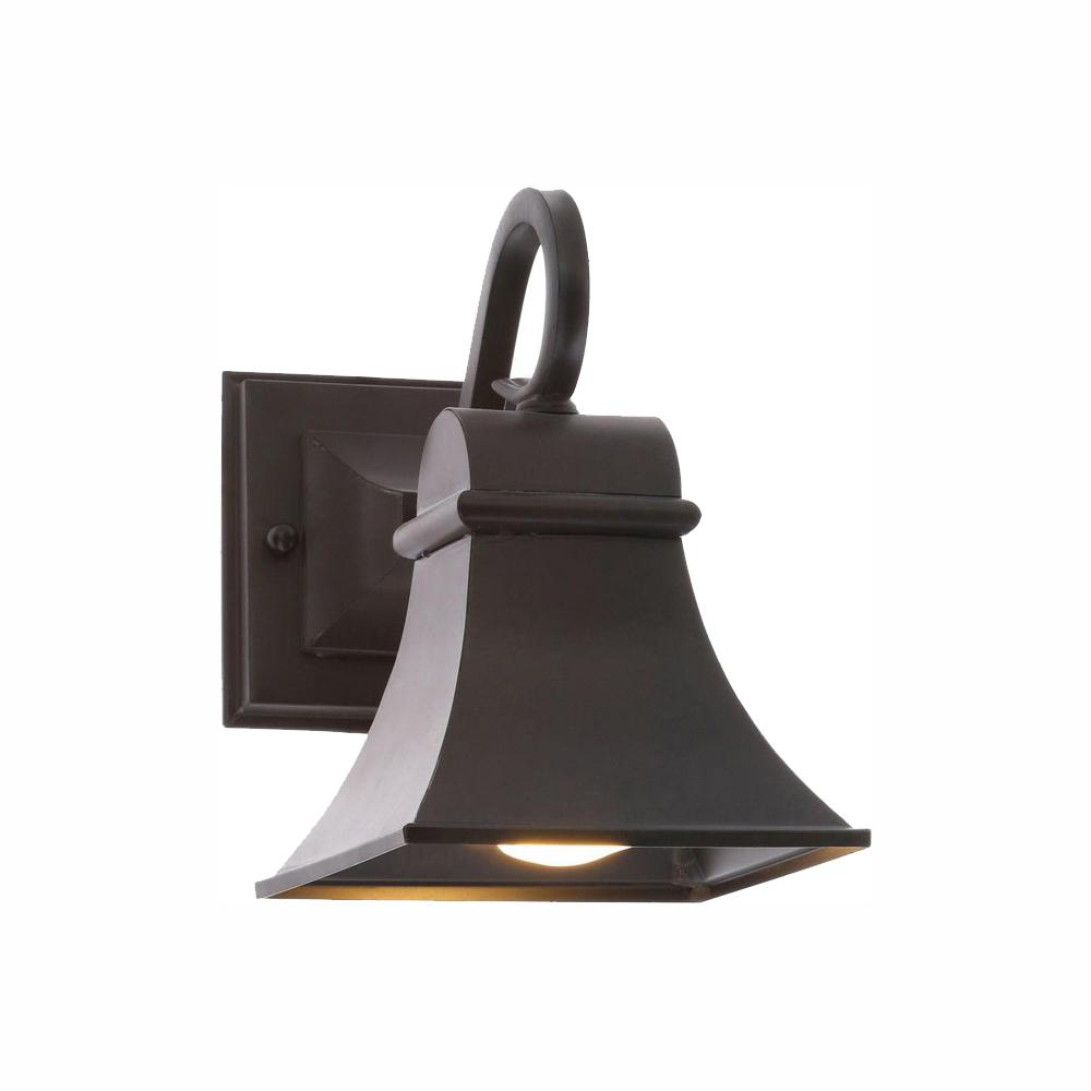 World Imports Dark Sky Revere Collection Wall-Mount Outdoor Flemish Lantern Sconce was $129.47 now $51.79 (60.0% off)