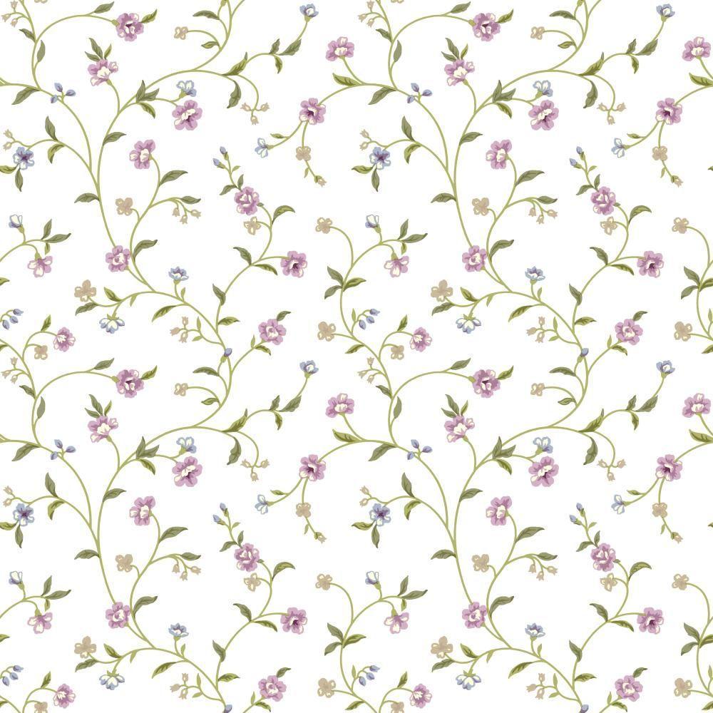 Waverly Cottage Bellisima Vine Wallpaper
