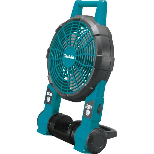 18-Volt LXT Lithium-Ion Cordless Job site Fan (Tool-Only)