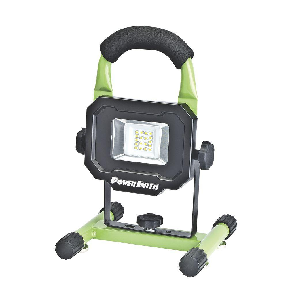 10 Watt (900 Lumens) LED Magnetic Rechargeable Work Light