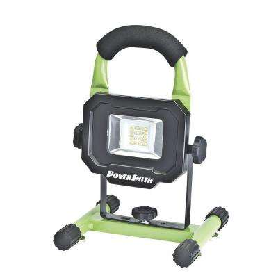 10-Watt (900 Lumens) LED Magnetic Rechargeable Work Light