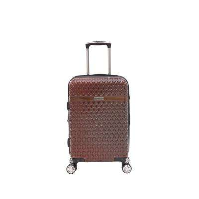 Yasmine 22 in. Bronze Hardside Spinner Luggage