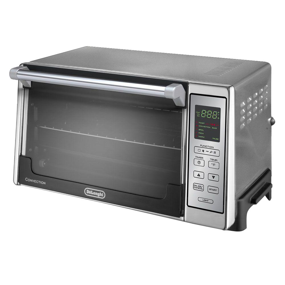 Delonghi Stainless Toaster Oven