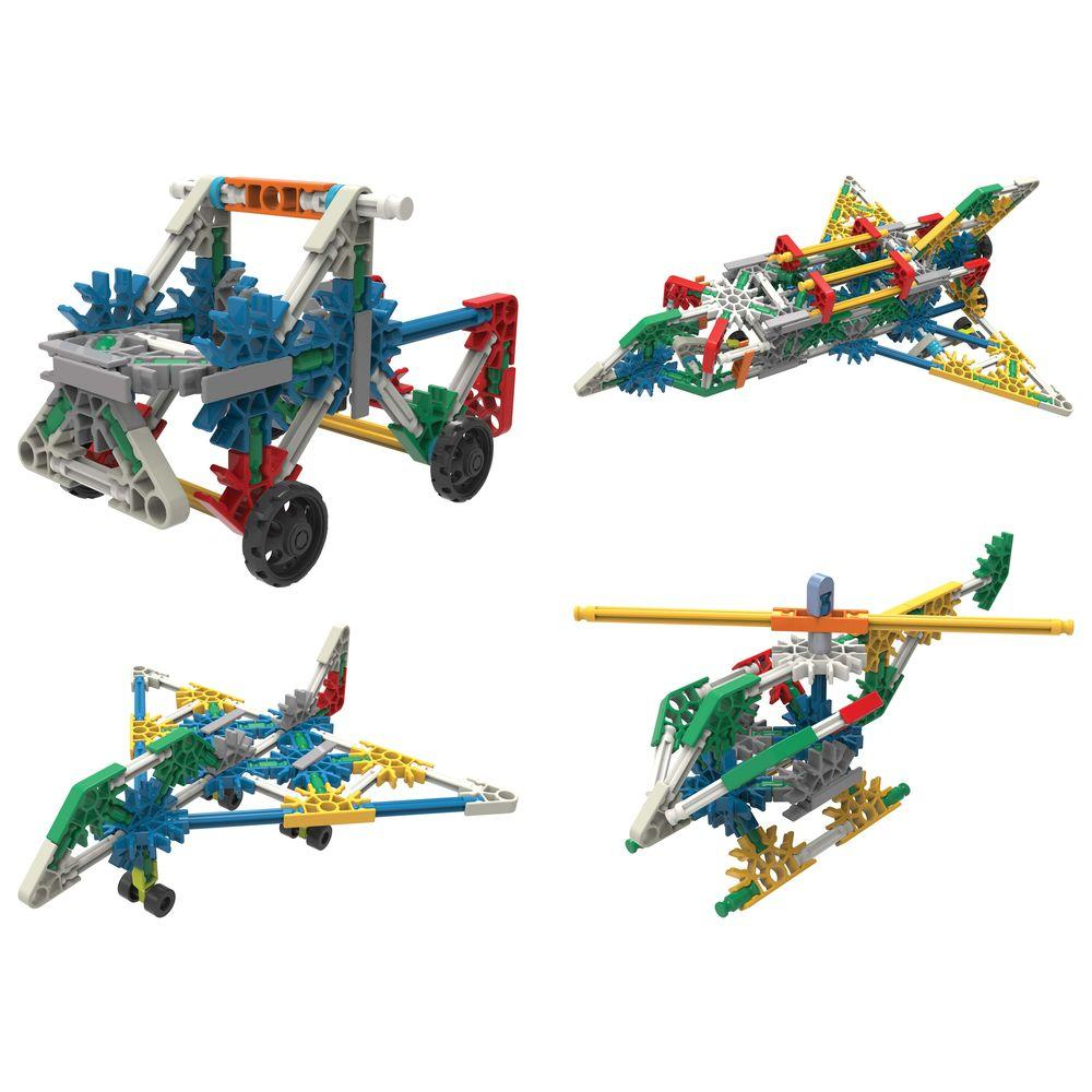 K'NEX Intro Building Assortment Play Set