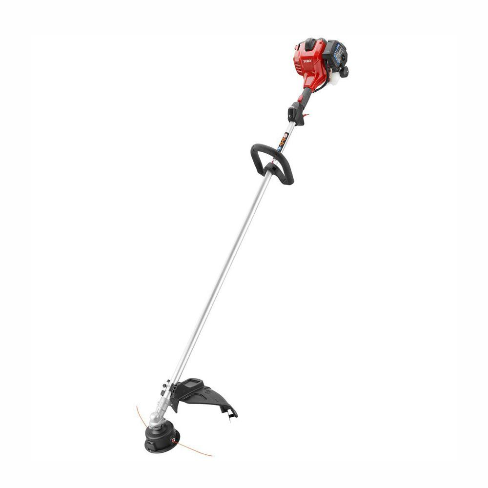 Toro 2-Cycle 25.4cc Gas Commercial Straight Shaft String Trimmer